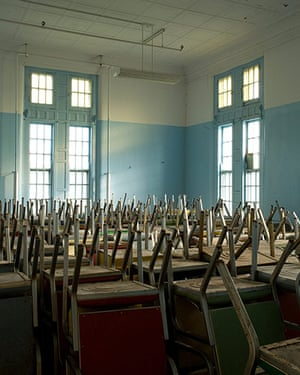 American Asylums: Buffalo State Hospital