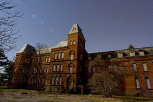 American Asylums: Hudson State Hospital