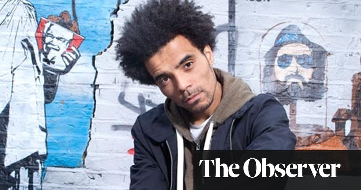 Akala: 'This country is not comfortable with intelligent young black