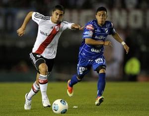 Transfer targets 1: Ezequiel Cirigliano