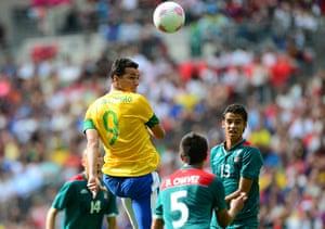 Transfer targets 1: Leandro Damiao