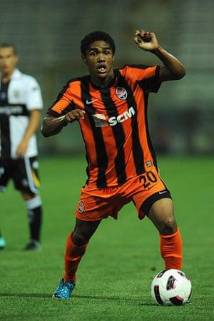 Transfer targets 1: Douglas Costa