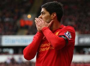 Transfer targets 2: Luis Suarez