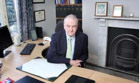 Sir Bruce Keogh, national medical director of NHS