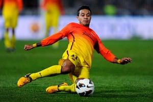 Transfer targets 3: Thiago Alcantara