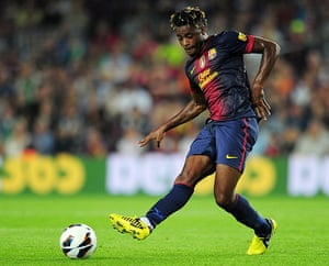 Transfer targets 3: Alex Song