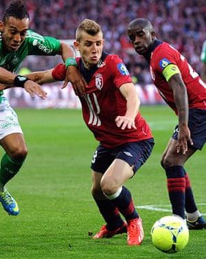 Transfer targets 4: Lucas Digne