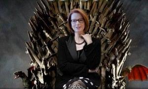 Julia Gillard's Dothraki tweets translated | World news