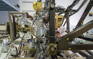 A month in Space: Engineers worked on Webb telescope