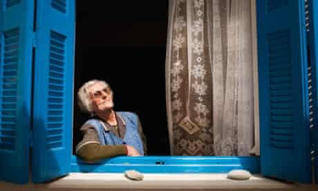 Greece longevity Evangelia Karnava