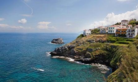 Greece longevity Evdilos