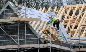 housebuilding in the uk