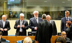 Bosnian Croats convicted at The Hague, 29 May 2013