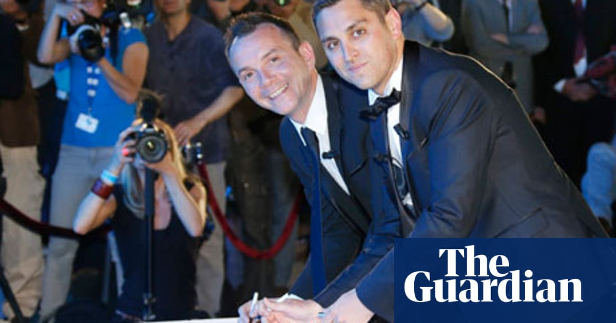 France celebrates first gay marriage amid tight security
