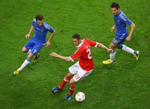 transfer targets 2: Nemanja Matic