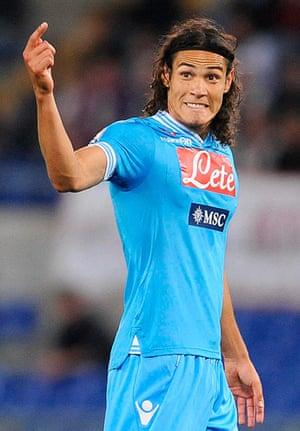 transfer targets 2: Edinson Cavani