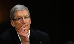 Tim Cook defends Apple's use of tax loopholes
