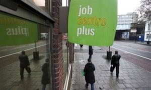 Jobcentre Plus premises in London