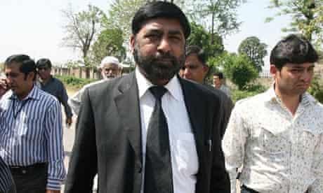 Chaudhry Zulfiqar Ali, Pakistani special prosecutor on the Benazir Bhutto murder case, shot dead