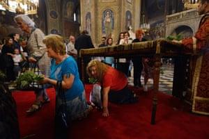Bulgarian Orthodox Christians