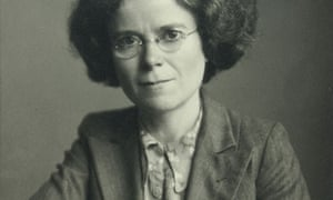 Kathleen Lonsdale, one of the first two women to be elected to the Royal Society