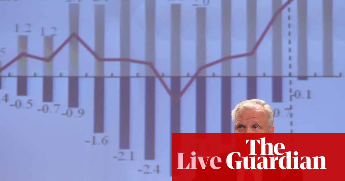 US jobless rate falls to four-year low as EC cuts eurozone