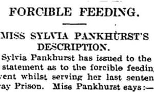 Pankhurst 26.03.1913