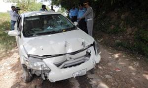 Chaudhry Zulfiqar Ali killed