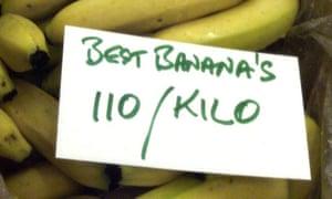 Bananas apostrophe