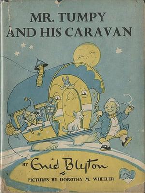 Enid Blyton: Mr Tumpy and His Caravan