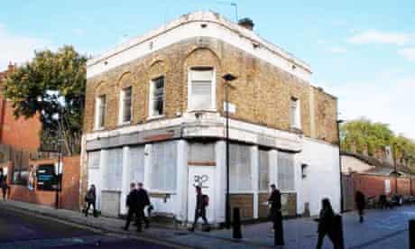 The Marquis of Lansdowne pub