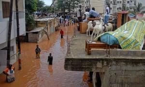 Floods in Senegal