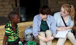 Action Aid Young Ambassadors