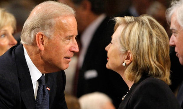 Will Biden run against Clinton?
