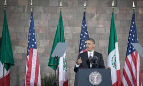 Obama speech Mexico