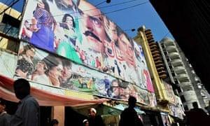 Cinema in Peshawar, Pakistan