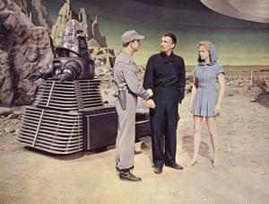 10 best: 'Forbidden Planet' Film - 1956