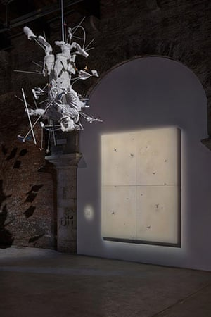 Venice Biennale: Tavares Strachan