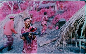 Venice Biennale: still from The Enclave, by Richard Mosse