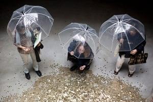 Venice Biennale: Vadim Zakharov's Danaë