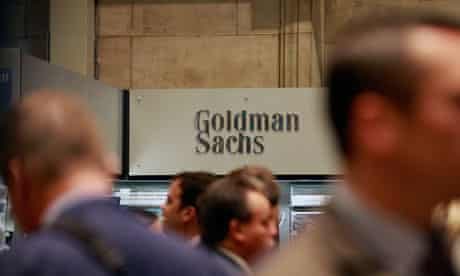 Goldman Sachs receives 17,000 applications for internship programmes