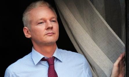 Julian Assange: making the Australian elections a bit less boring.