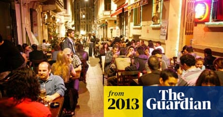 Turkey alcohol laws could pull the plug on Istanbul nightlife
