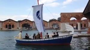 Venice Biennale: S.S. Hangover