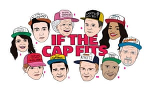 If the cap fits illustration