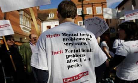 Rethink mental health campaigner