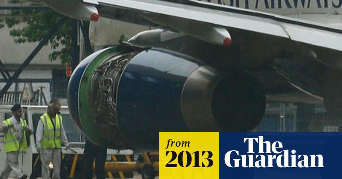 BA plane's emergency landing at Heathrow caused by
