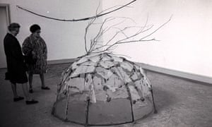 """When Attitudes become Form"" Kunsthalle Bern 1969"