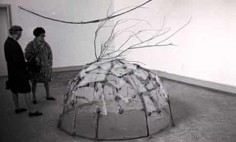 """""""When Attitudes become Form"""" Kunsthalle Bern 1969"""