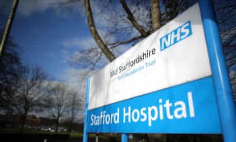 Mid Staffordshire Hospital
